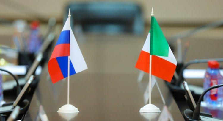 rapporti economici tra Italia e Russia 2019_2023